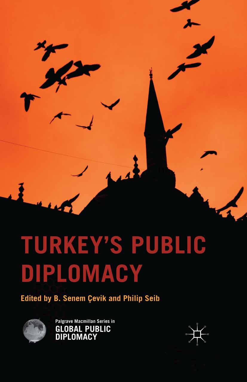 Seib, Philip - Turkey's Public Diplomacy, ebook