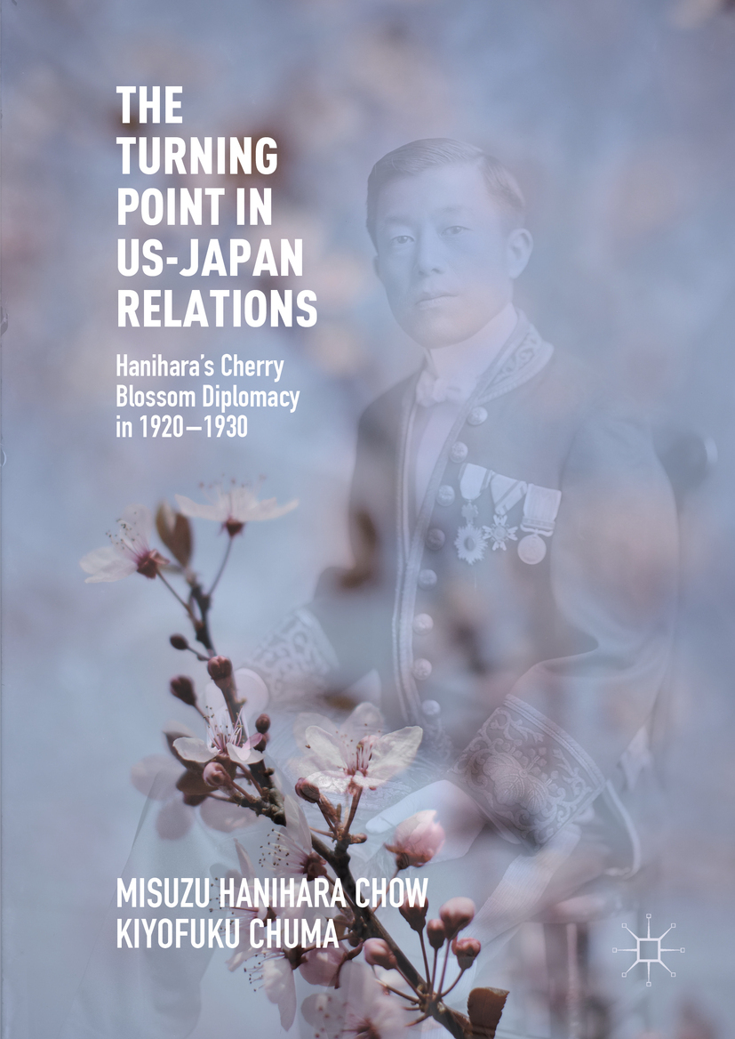 Chow, Misuzu Hanihara - The Turning Point in US-Japan Relations, ebook
