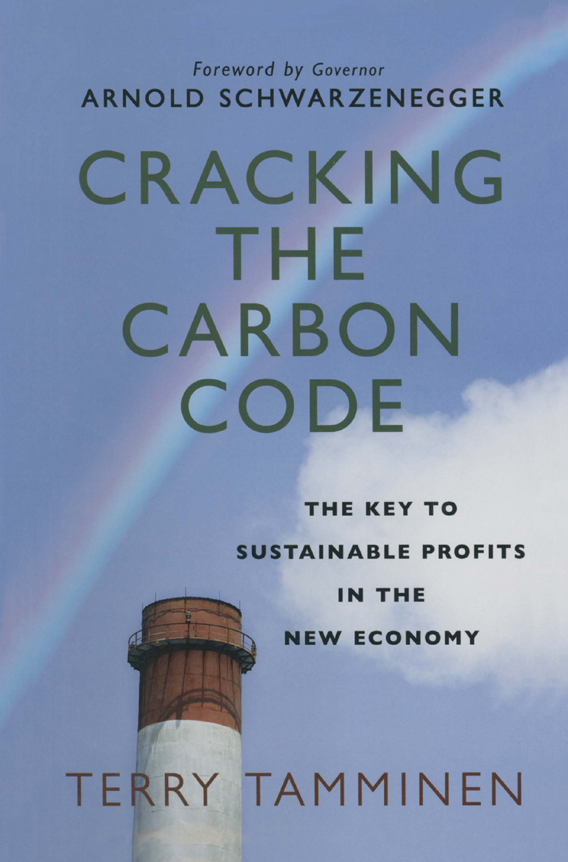 Tamminen, Terry - Cracking the Carbon Code, ebook