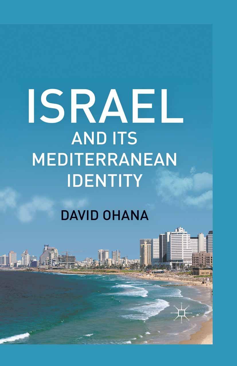Ohana, David - Israel and Its Mediterranean Identity, ebook