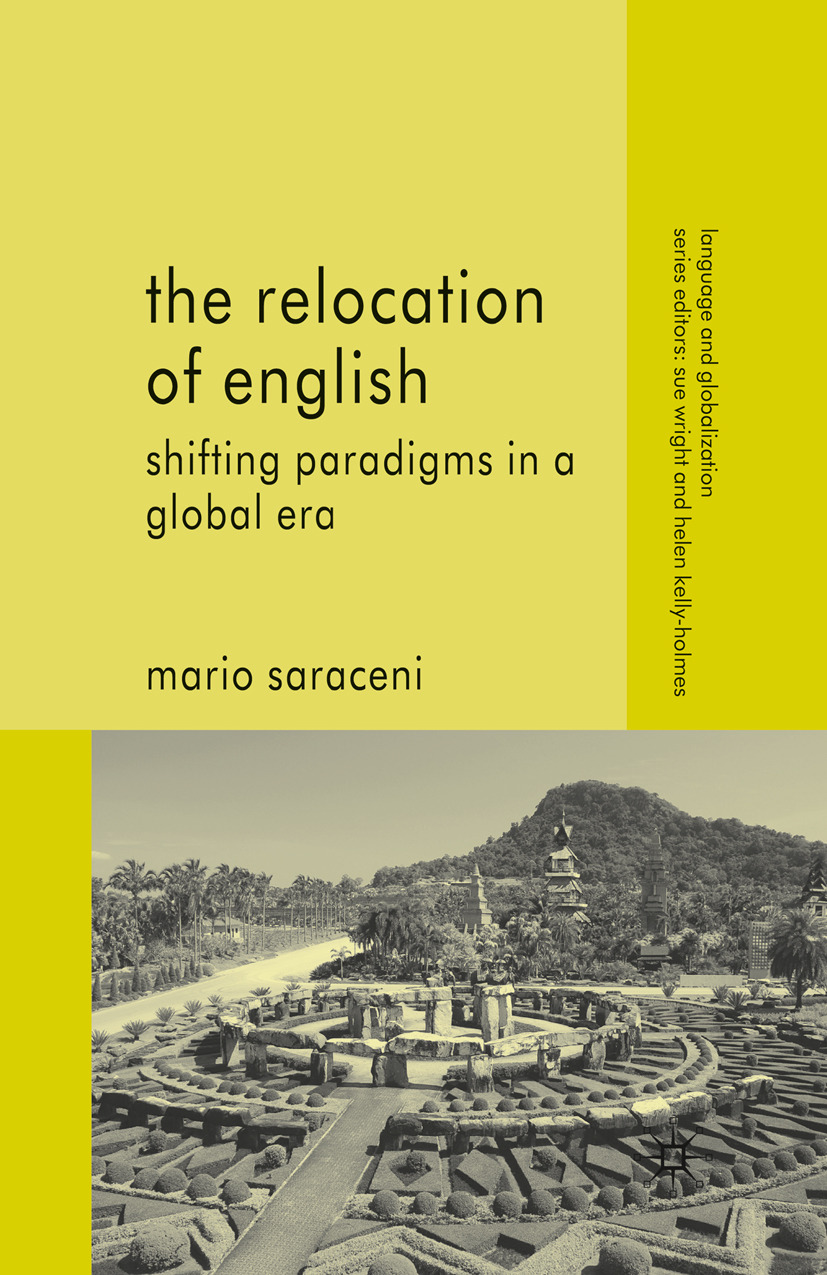 Saraceni, Mario - The Relocation of English, ebook