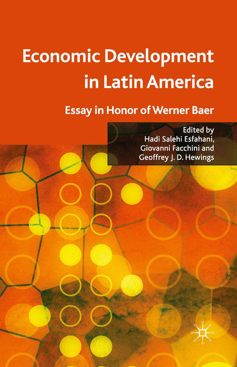 Esfahani, Hadi Salehi - Economic Development in Latin America, ebook