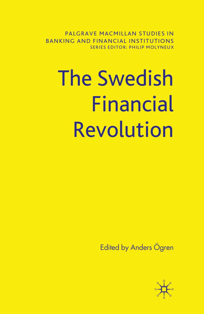 Ögren, Anders - The Swedish Financial Revolution, ebook
