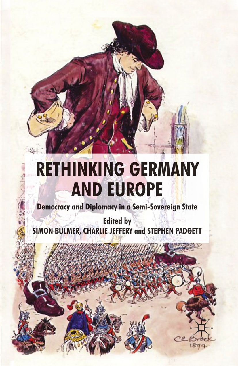 Bulmer, Simon - Rethinking Germany and Europe, ebook