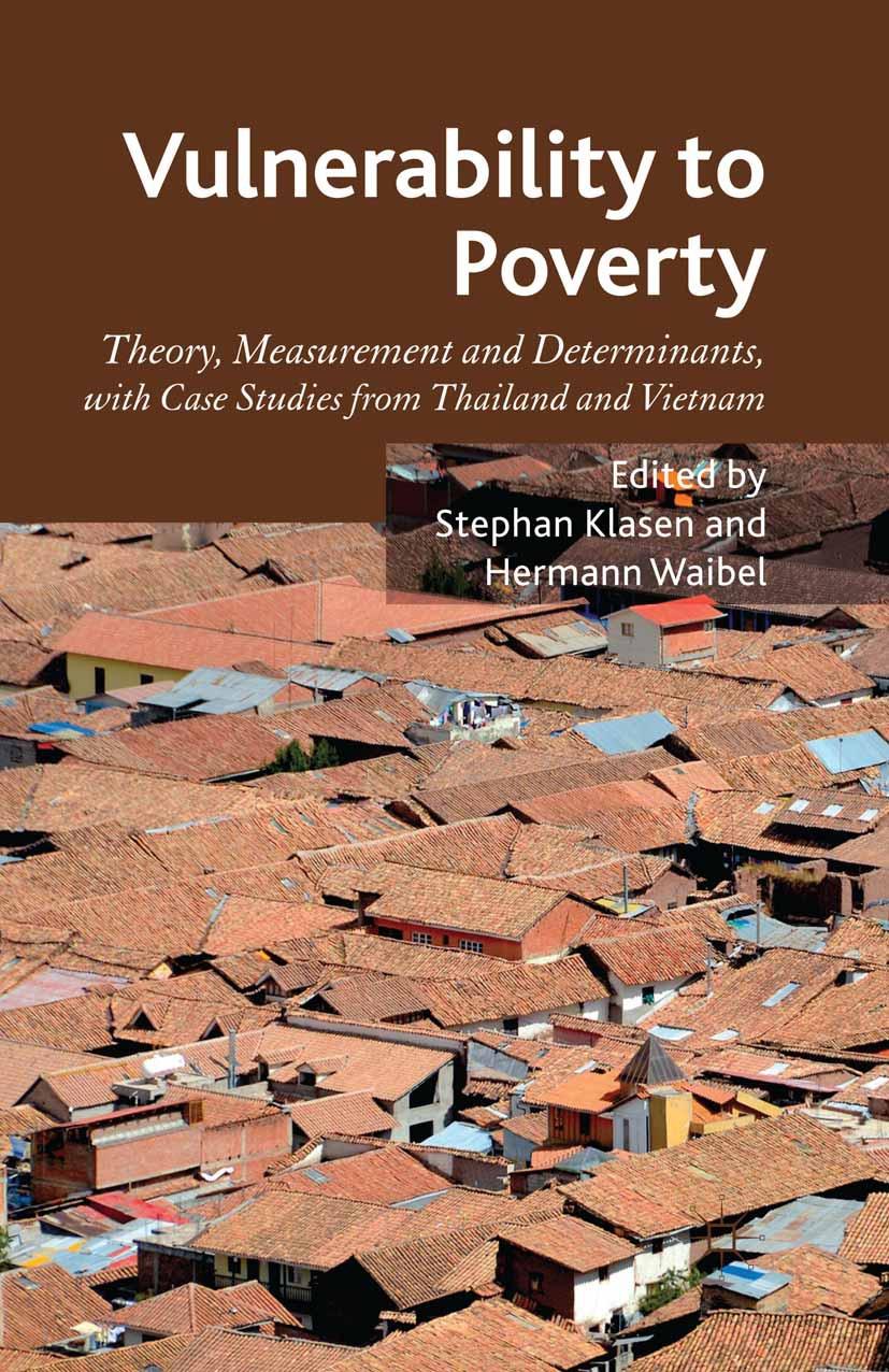 Klasen, Stephan - Vulnerability to Poverty, ebook