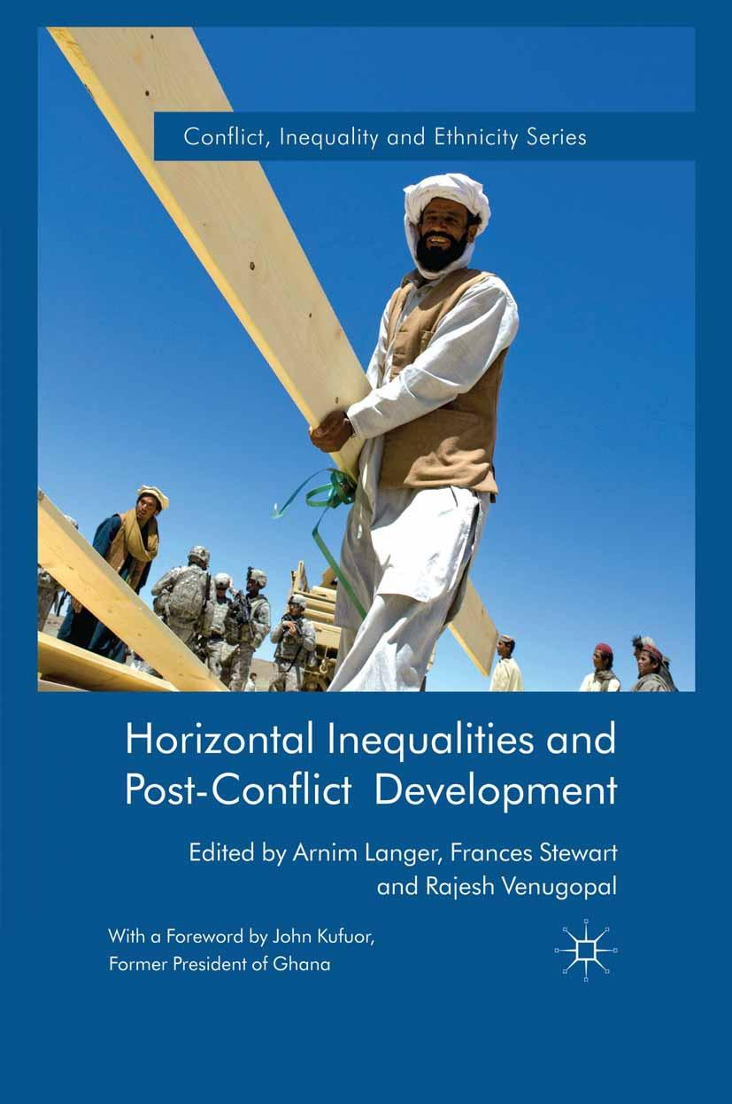 Langer, Arnim - Horizontal Inequalities and Post-Conflict Development, ebook