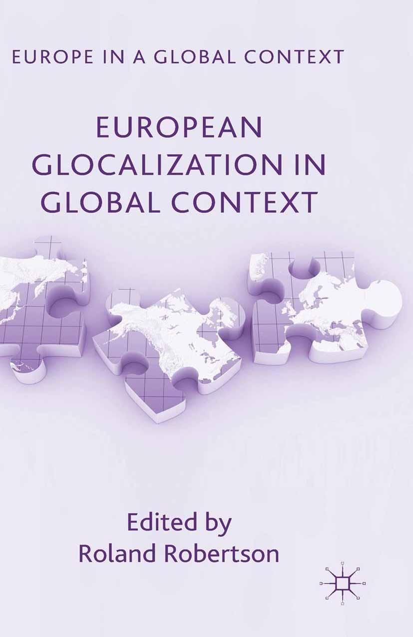 Robertson, Roland - European Glocalization in Global Context, e-bok