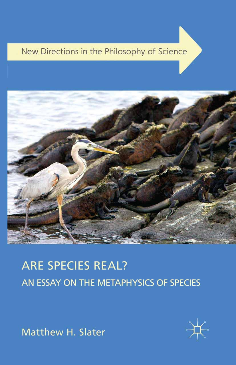 Slater, Matthew H. - Are Species Real?, ebook