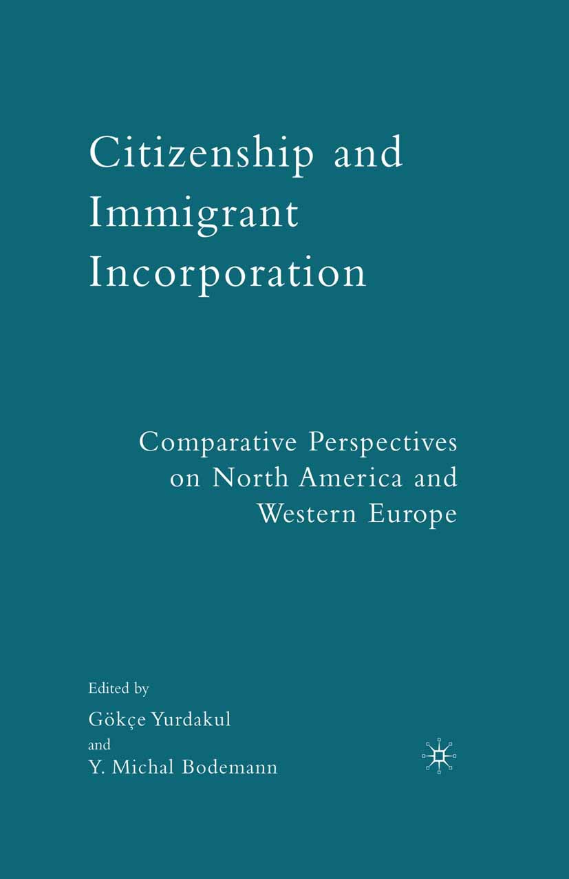 Bodemann, Y. Michal - Citizenship and Immigrant Incorporation, ebook