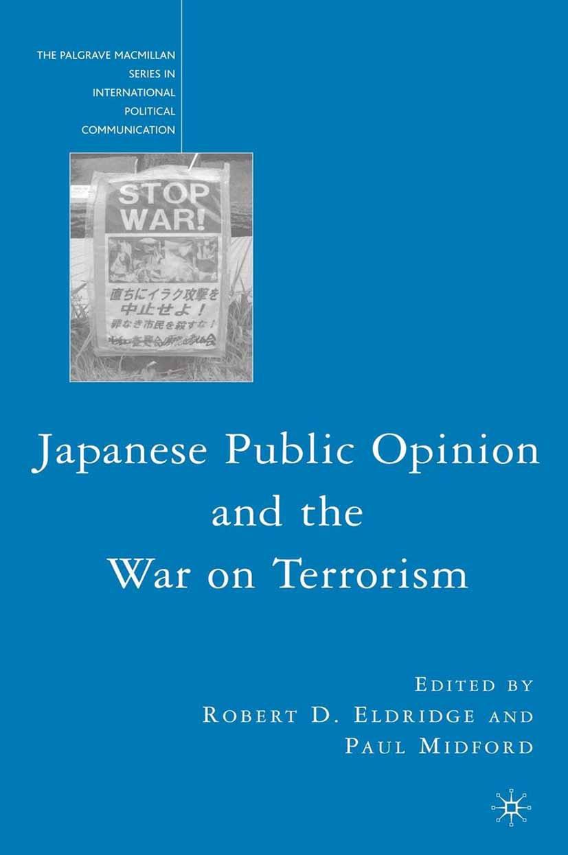Eldridge, Robert D. - Japanese Public Opinion and the War on Terrorism, ebook