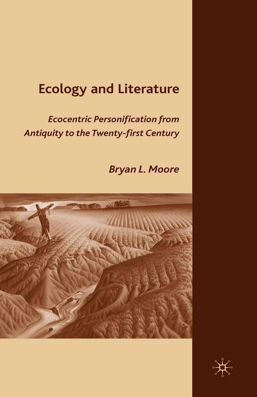 Moore, Bryan L. - Ecology and Literature, ebook