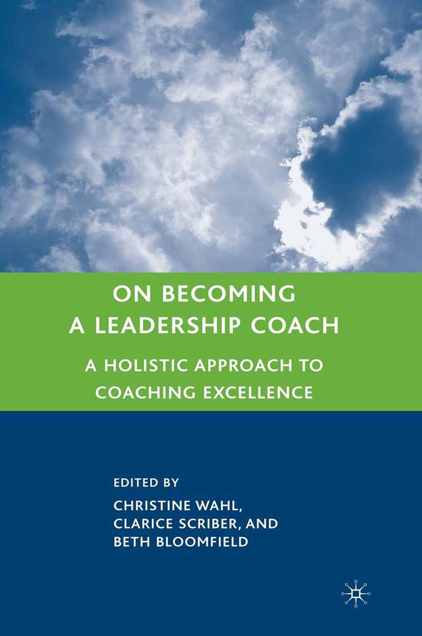 Bloomfield, Beth - On Becoming a Leadership Coach, ebook