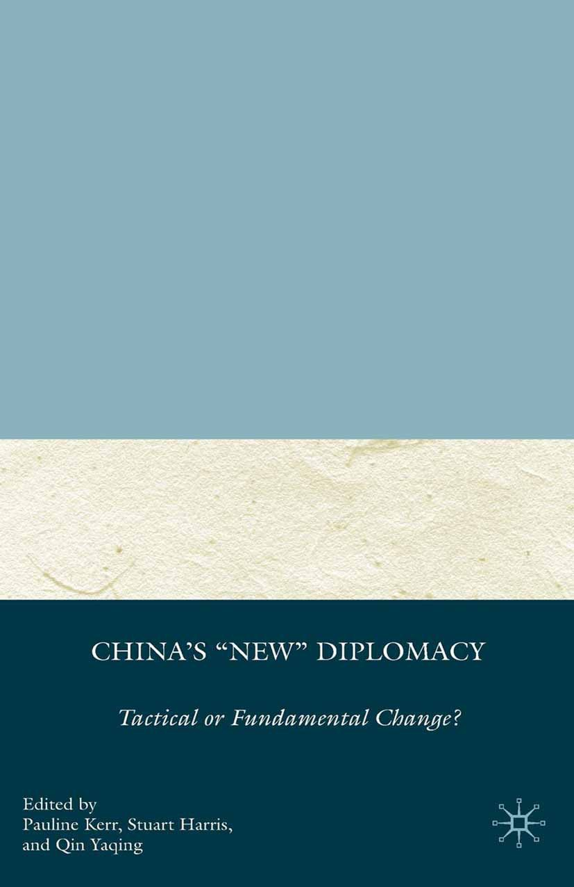 "Harris, Stuart - China's ""New"" Diplomacy, ebook"