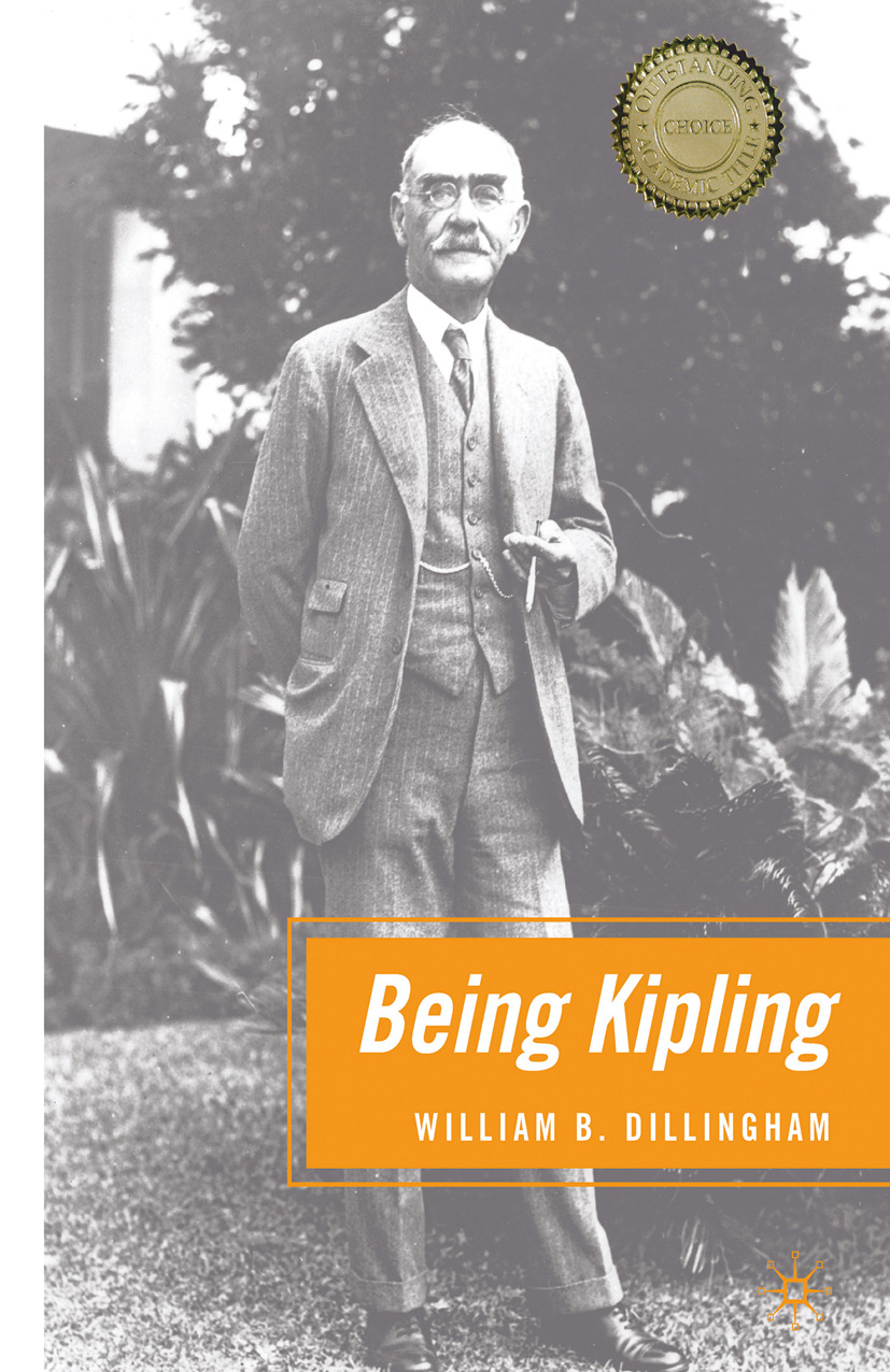 Dillingham, William B. - Being Kipling, ebook