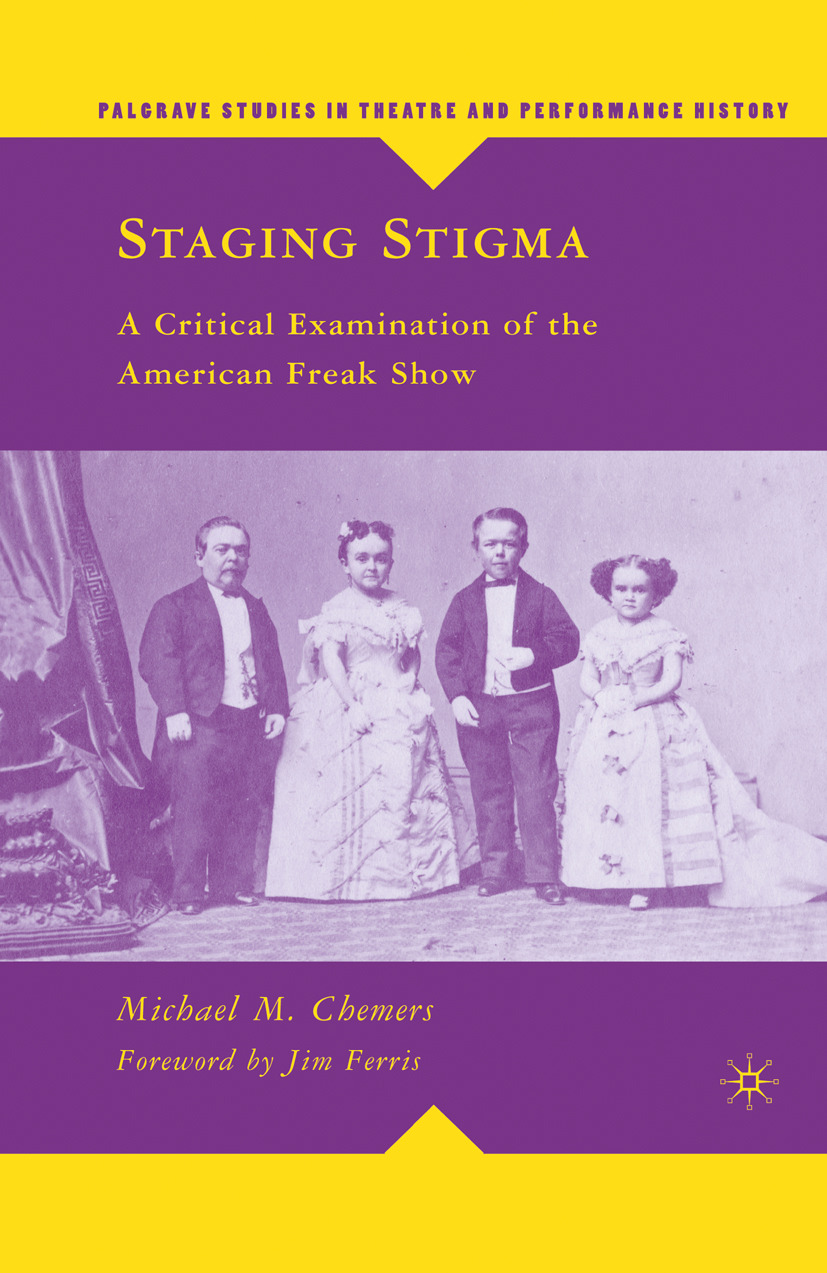 Chemers, Michael M. - Staging Stigma, ebook