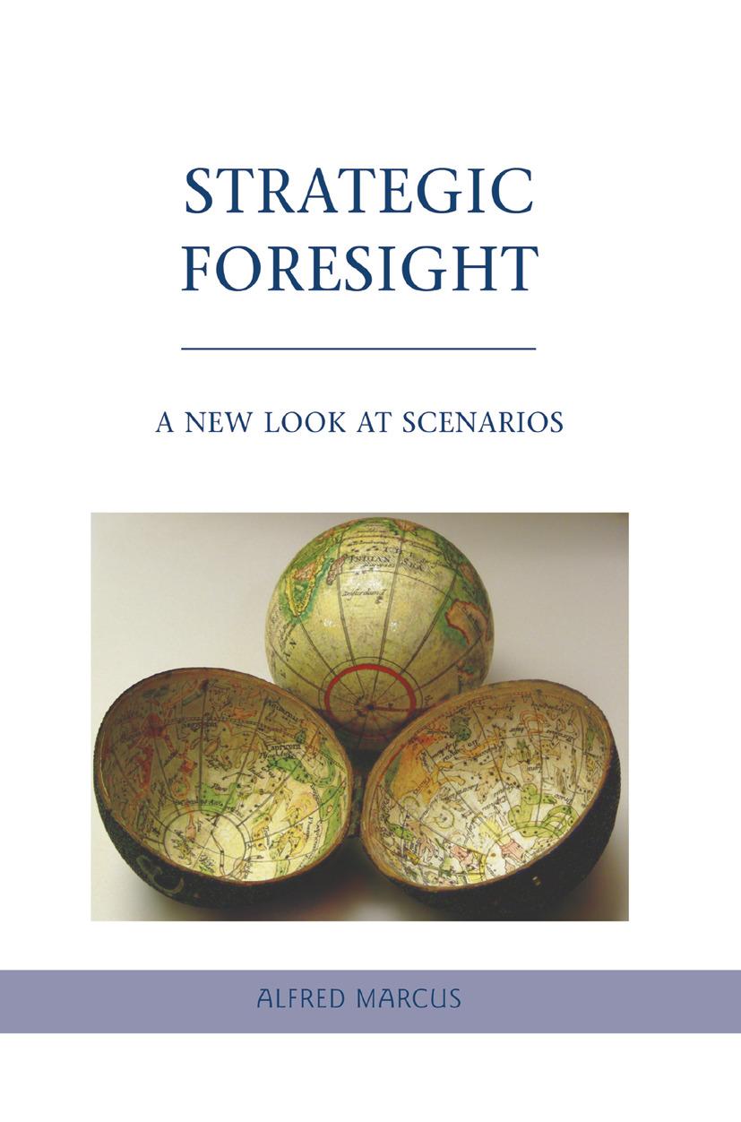 Marcus, Alfred - Strategic Foresight, ebook