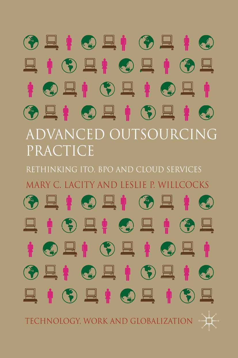 Lacity, Mary C. - Advanced Outsourcing Practice, ebook