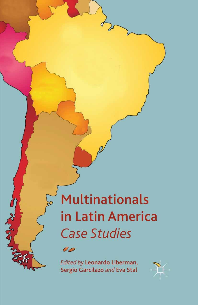 Garcilazo, Sergio - Multinationals in Latin America, ebook
