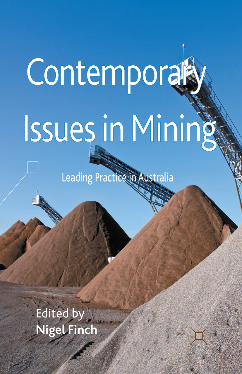 Finch, Nigel - Contemporary Issues in Mining, ebook