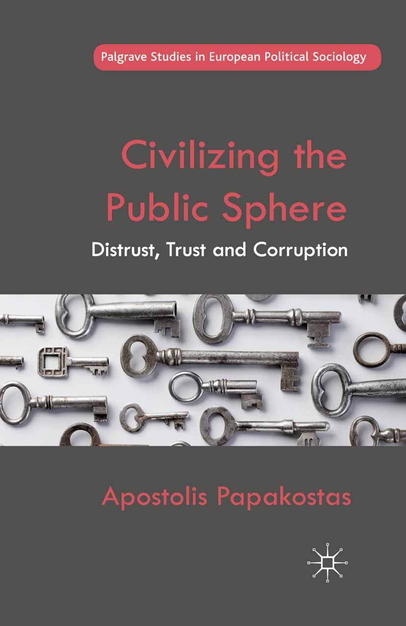 Papakostas, Apostolis - Civilizing the Public Sphere, ebook