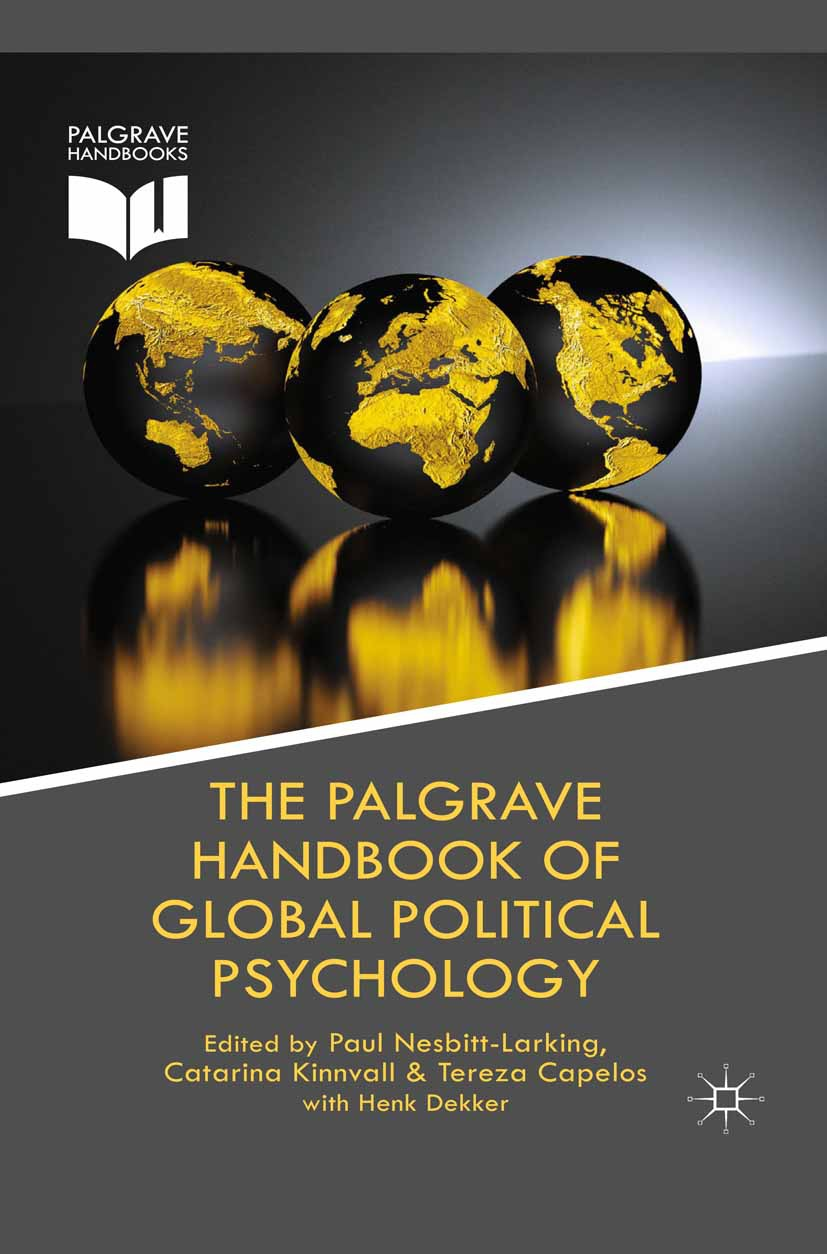 Capelos, Tereza - The Palgrave Handbook of Global Political Psychology, ebook