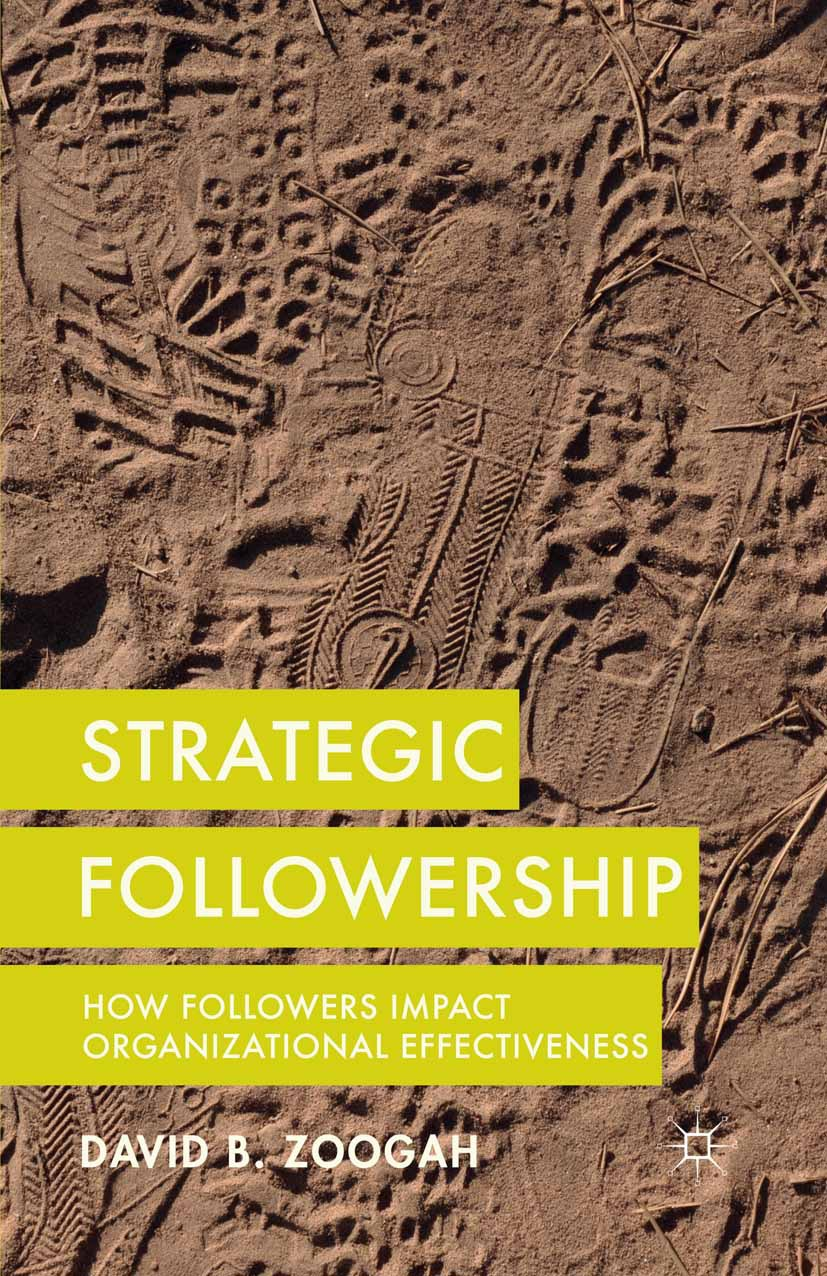 Zoogah, David B. - Strategic Followership, e-bok