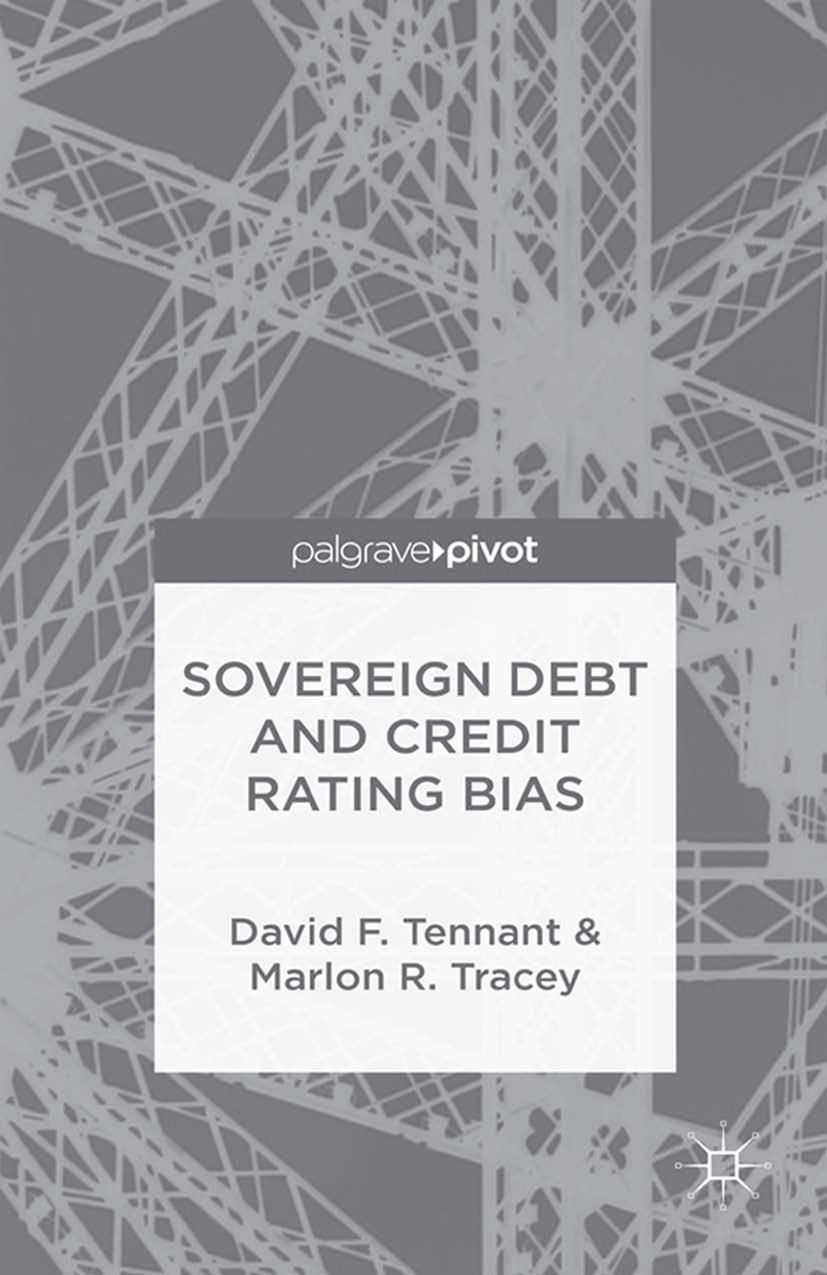 Tennant, David F. - Sovereign Debt and Credit Rating Bias, ebook