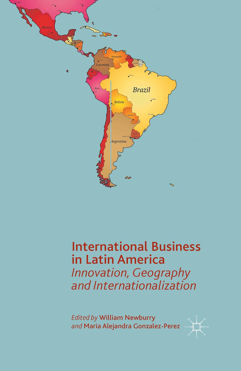 Gonzalez-Perez, Maria Alejandra - International Business in Latin America, ebook