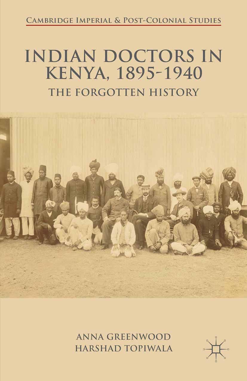 Greenwood, Anna - Indian Doctors in Kenya, 1895–1940, ebook