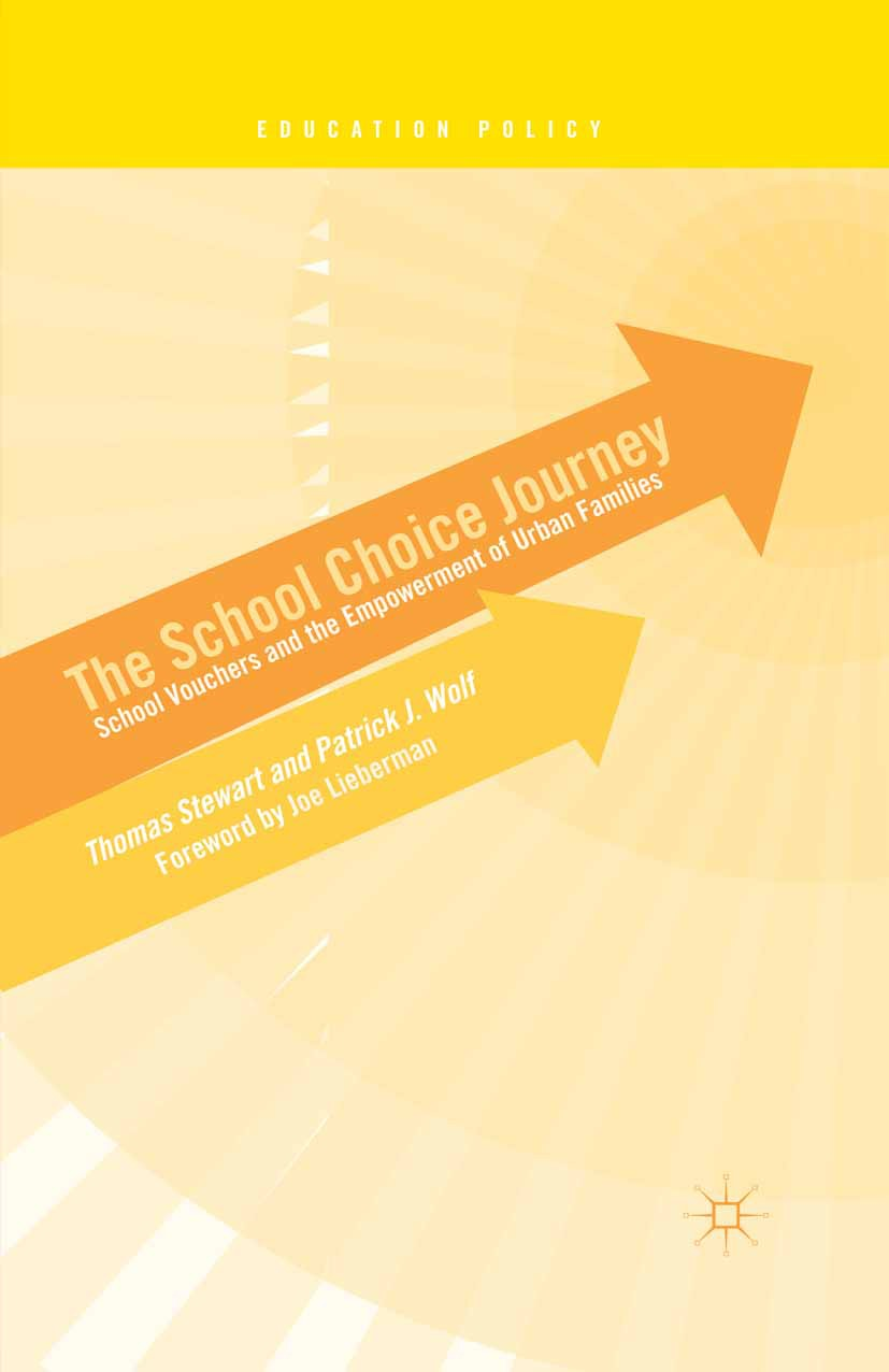 Stewart, Thomas - The School Choice Journey, ebook