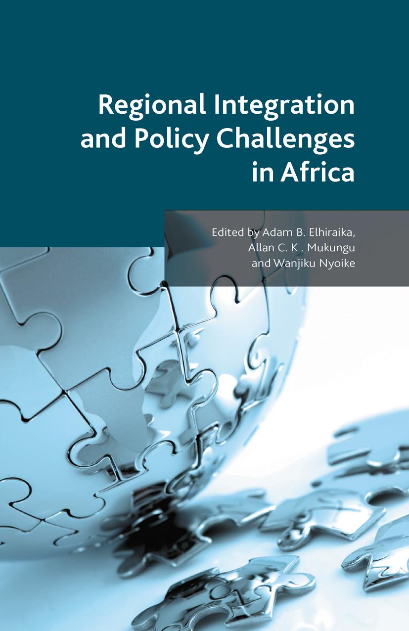 Elhiraika, Adam B. - Regional Integration and Policy Challenges in Africa, ebook