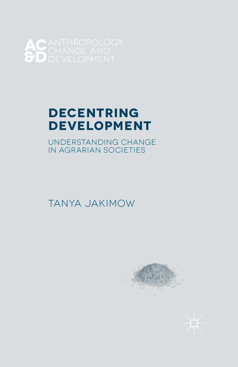 Jakimow, Tanya - Decentring Development, ebook