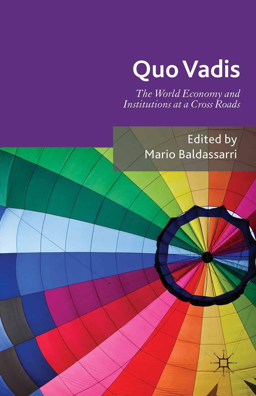 Baldassarri, Mario - Quo Vadis, ebook
