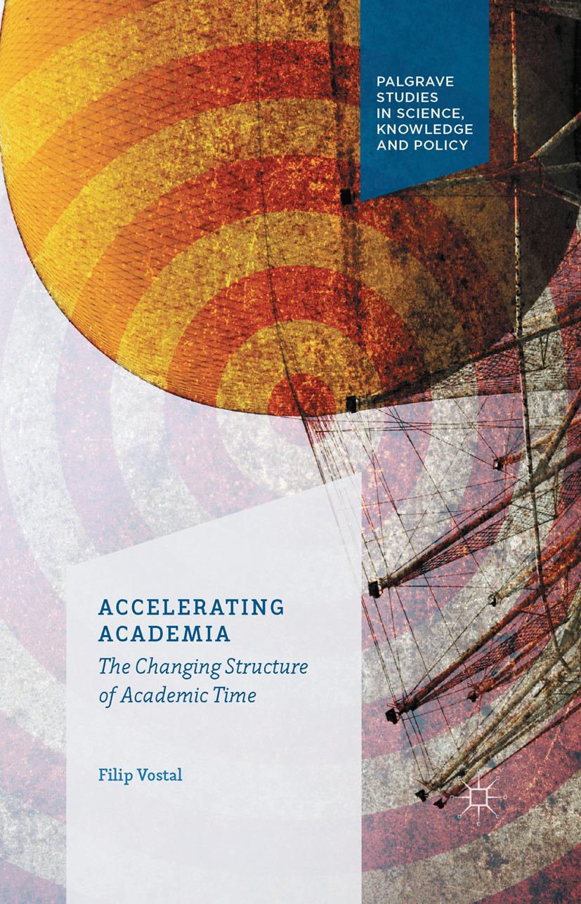 Vostal, Filip - Accelerating Academia, ebook
