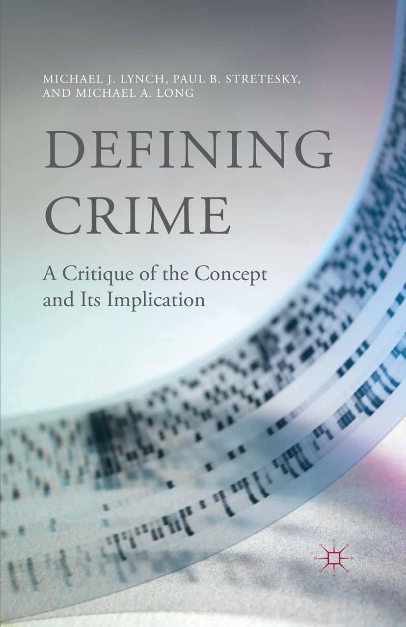 Long, Michael A. - Defining Crime, ebook