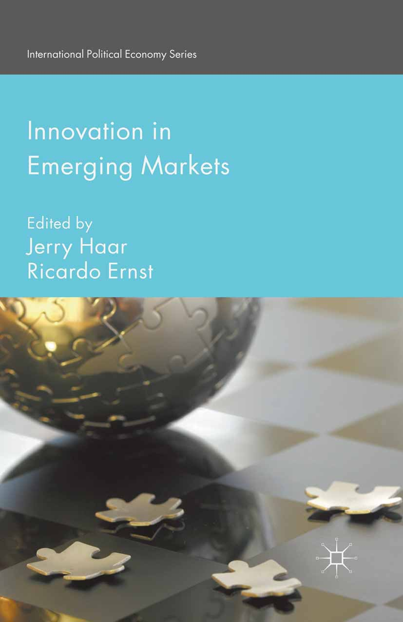 Ernst, Ricardo - Innovation in Emerging Markets, ebook