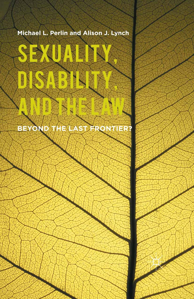 Lynch, Alison J. - Sexuality, Disability, and the Law, ebook