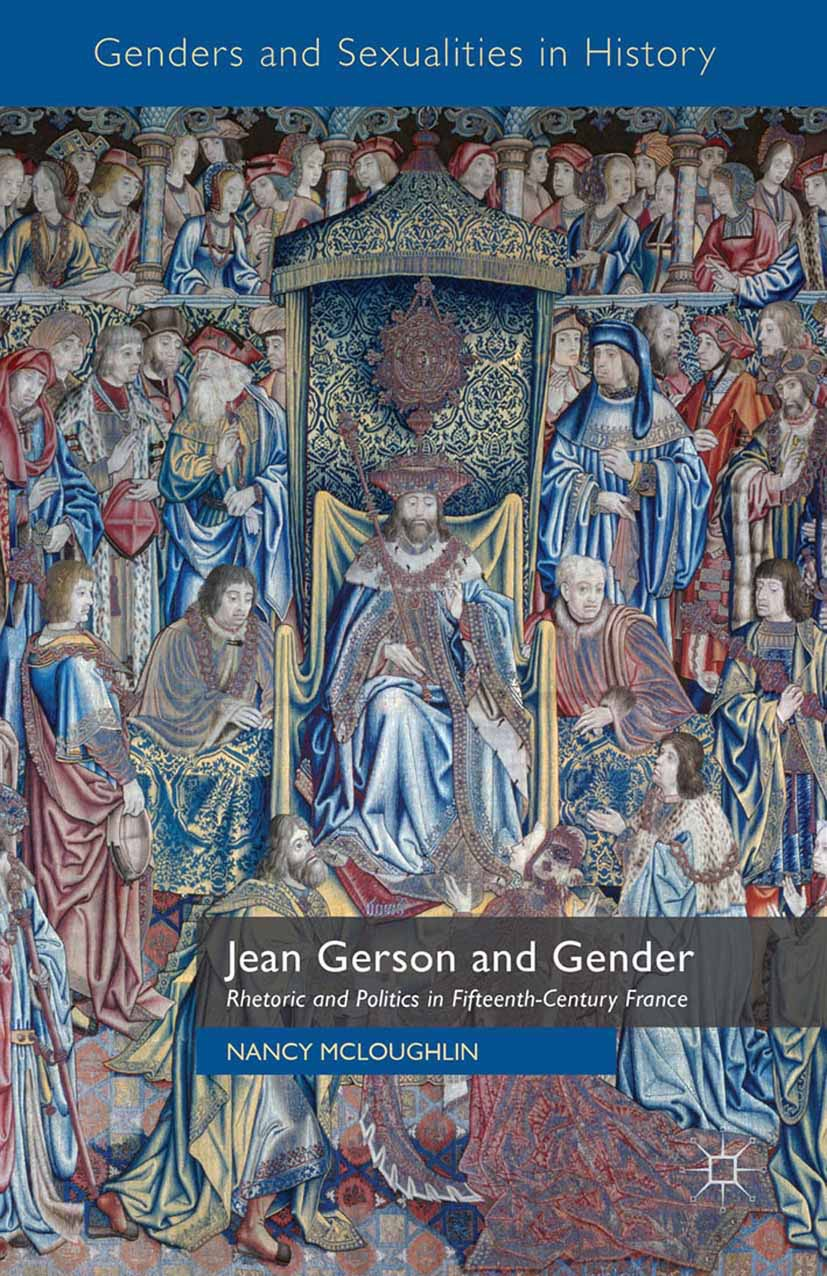 McLoughlin, Nancy - Jean Gerson and Gender, ebook