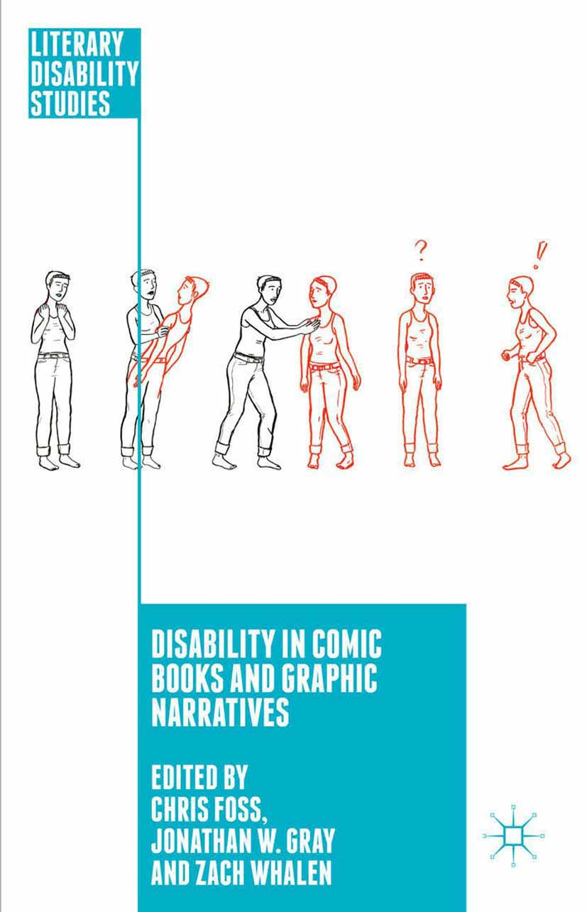Foss, Chris - Disability in Comic Books and Graphic Narratives, e-kirja