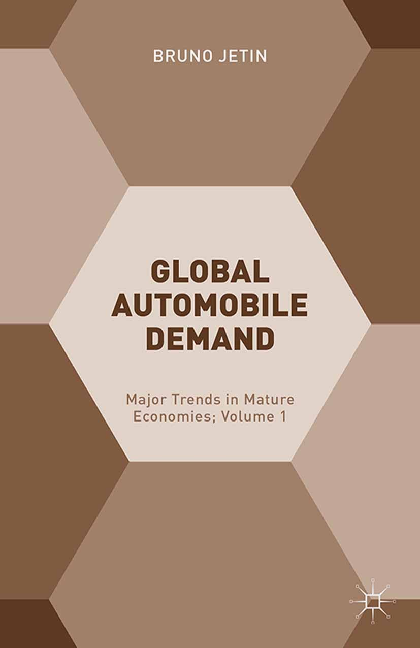 Jetin, Bruno - Global Automobile Demand, ebook