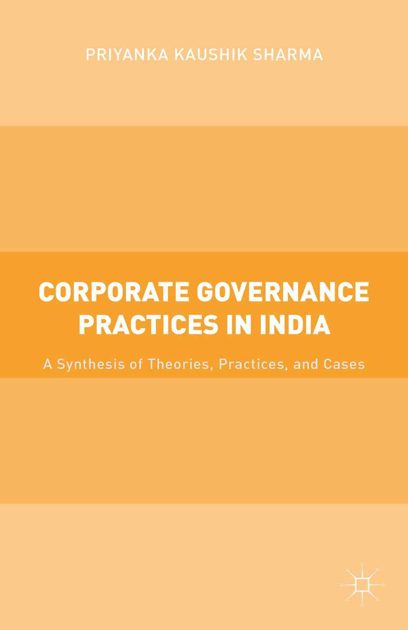 Sharma, Priyanka Kaushik - Corporate Governance Practices in India, ebook