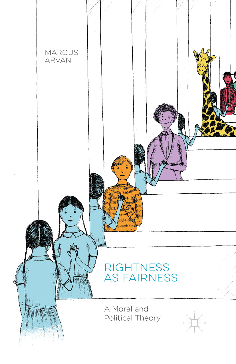 Arvan, Marcus - Rightness as Fairness, ebook