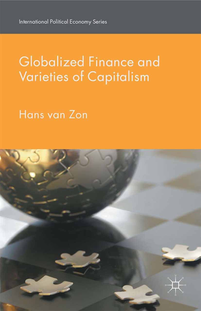 Zon, Hans - Globalized Finance and Varieties of Capitalism, ebook