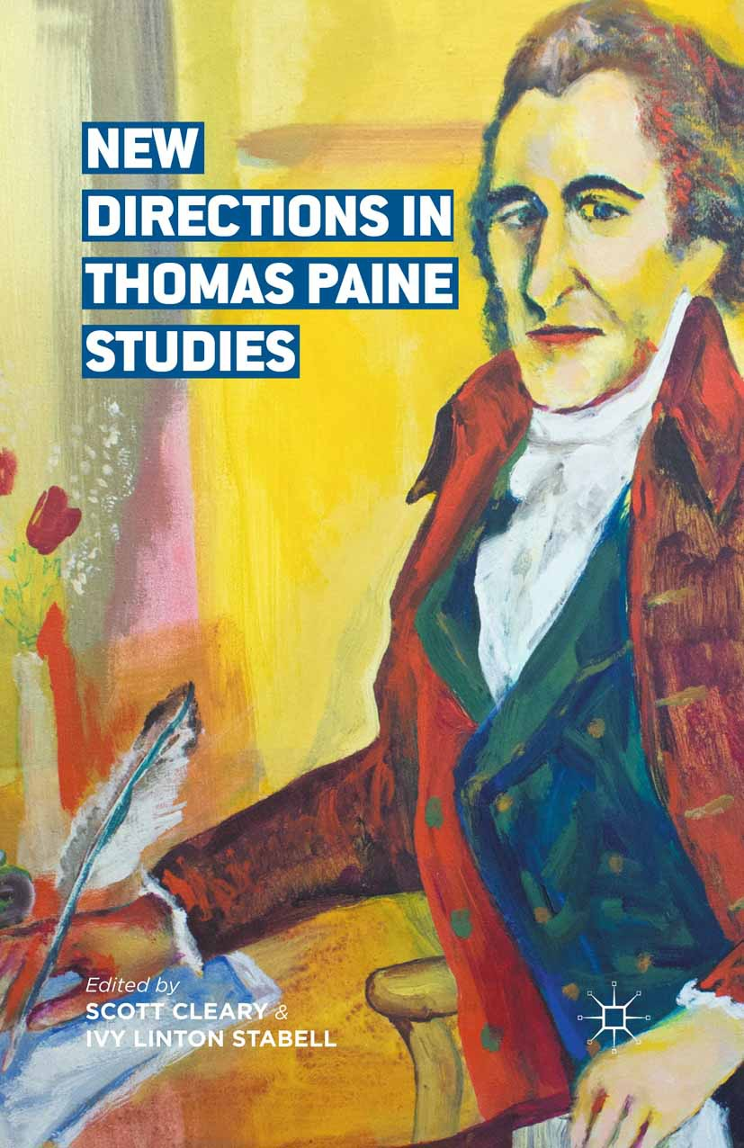 Cleary, Scott - New Directions in Thomas Paine Studies, ebook