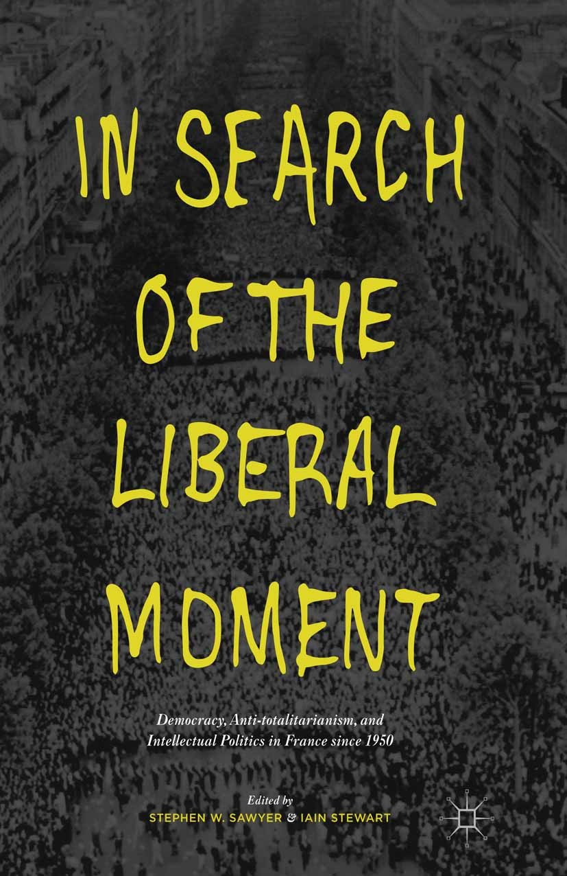 Sawyer, Stephen W. - In Search of the Liberal Moment, ebook