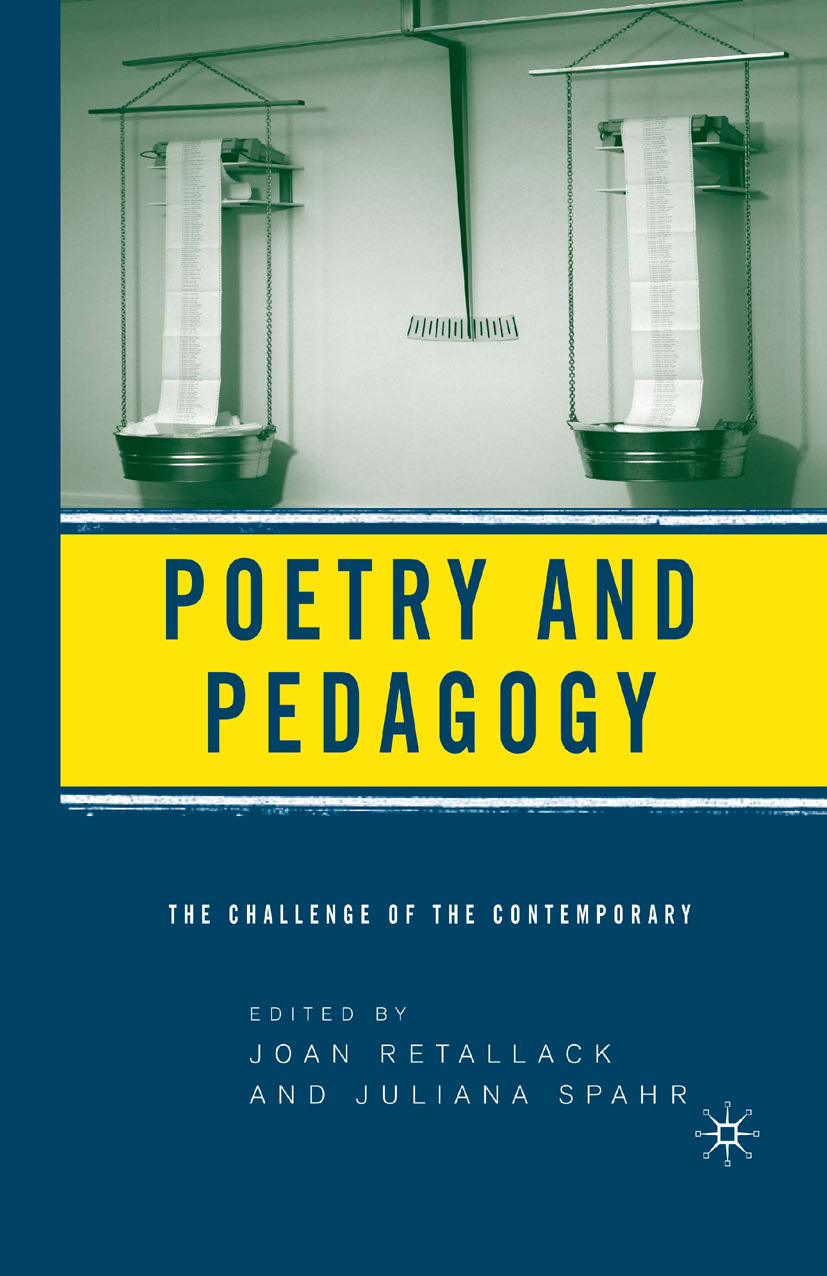 Retallack, Joan - Poetry & Pedagogy, ebook