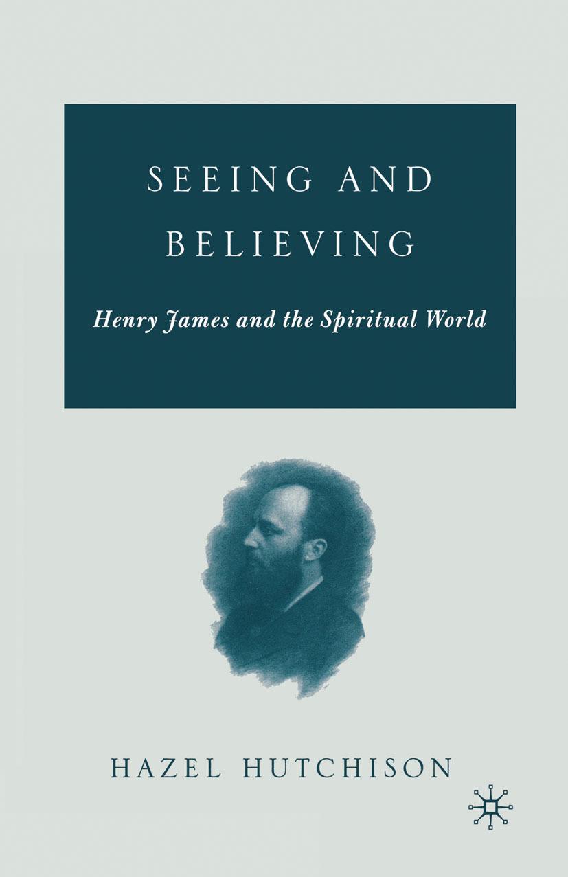Hutchison, Hazel - Seeing and Believing, ebook