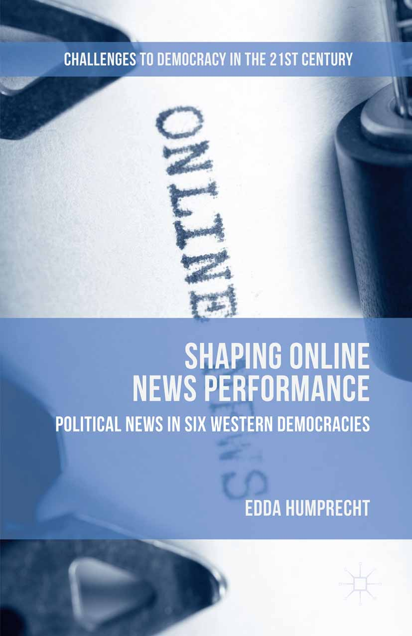 Humprecht, Edda - Shaping Online News Performance, ebook