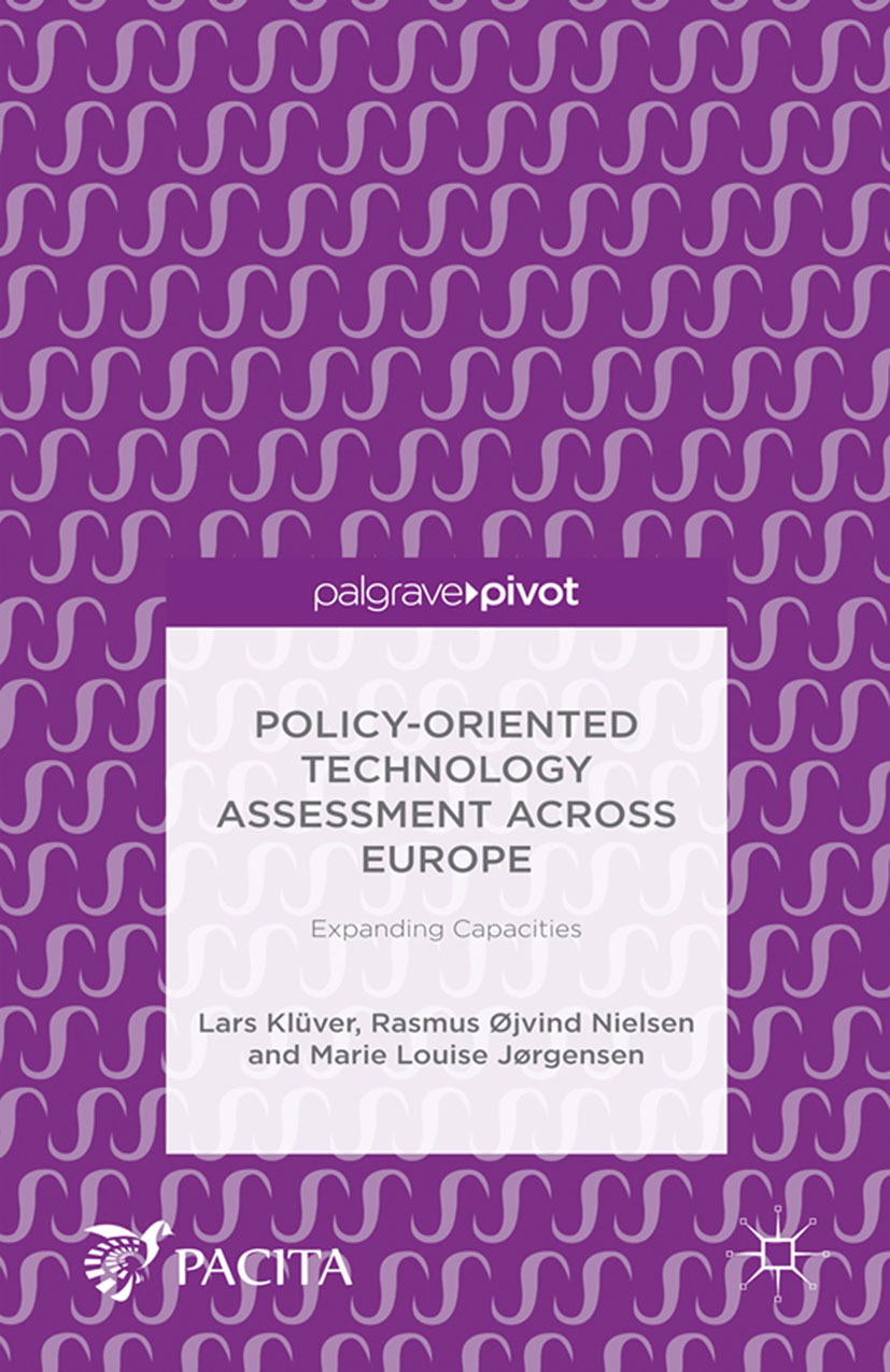 Jørgensen, Marie Louise - Policy-Oriented Technology Assessment Across Europe: Expanding Capacities, e-kirja