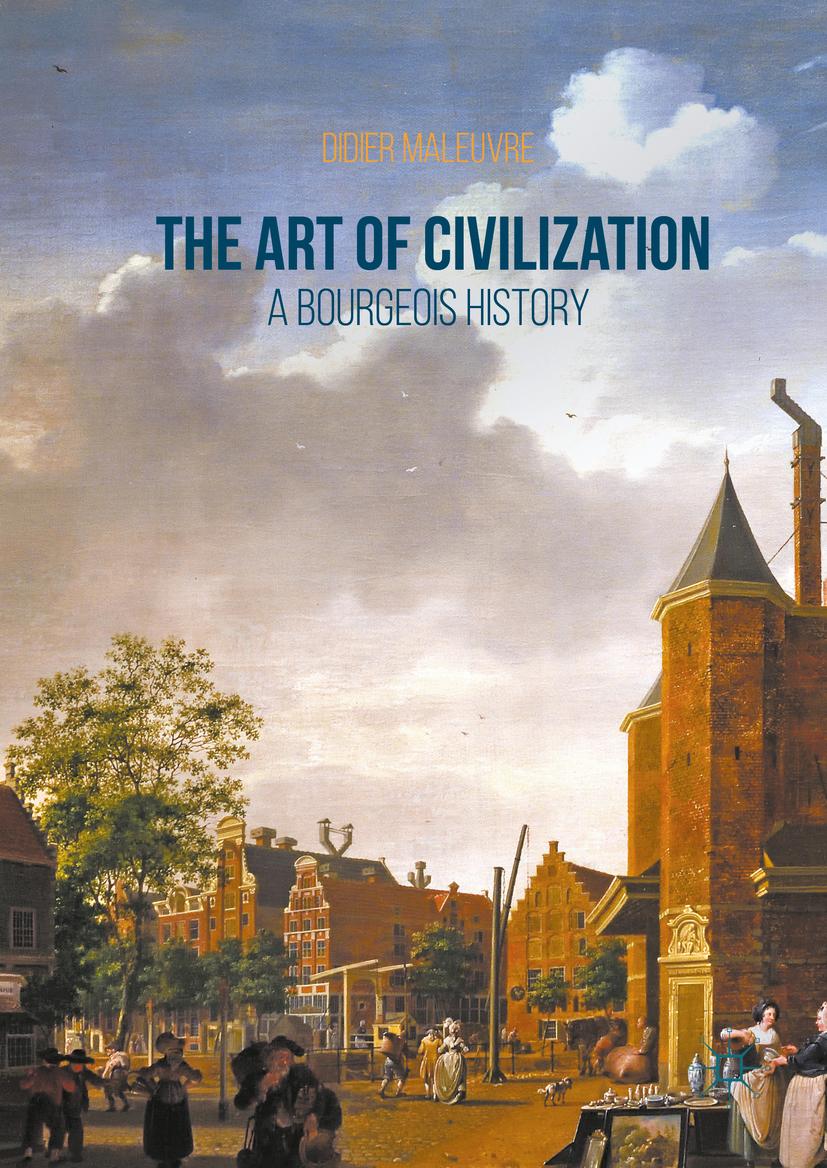Maleuvre, Didier - The Art of Civilization, ebook